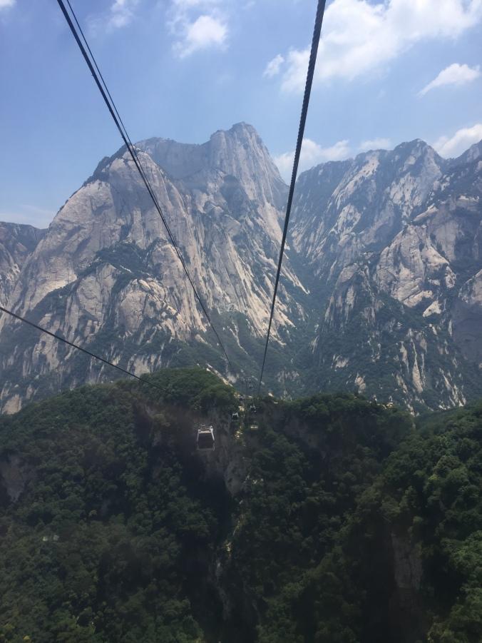 Hua Shan, Hua Mountain, China