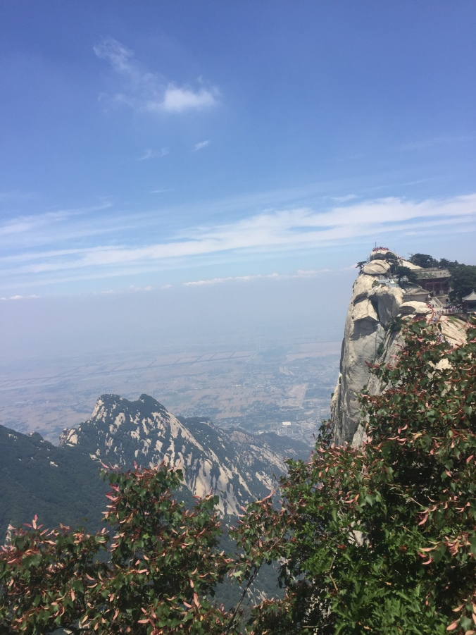 Hua Shan views