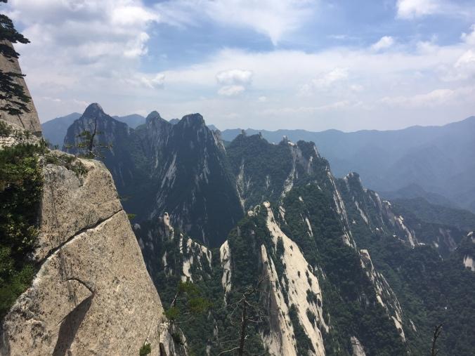 HuaShan China, Mount Hua